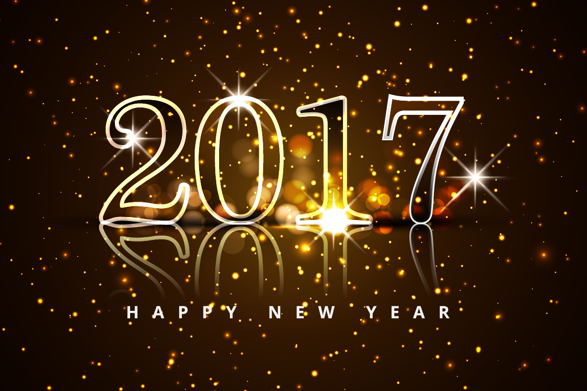 Happy New Year 2017 Images For WhatsApp 2