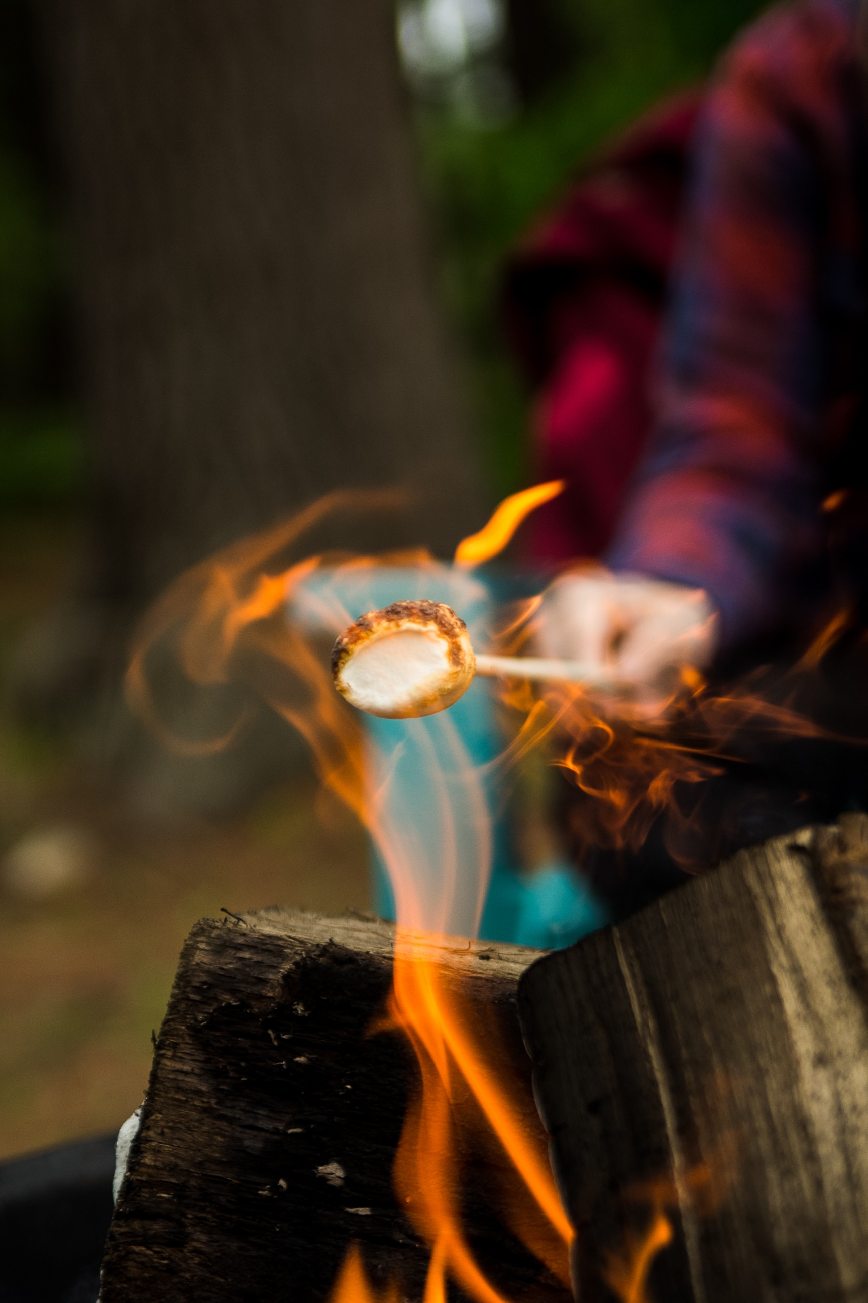 hanna morris 278272 unsplash firepit fellowship